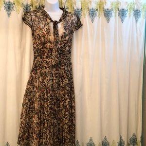 Gianni Bini feminine and vintage looking dress